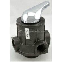Válvula de filtro manual Runxin F56A1 con certificado CE