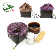 Japanese Standard Portable Bamboo Travel Bag Matcha Accessories Travel Package
