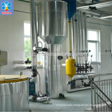 10-500T/D sunflower seeds and cake oil solvent extraction machine