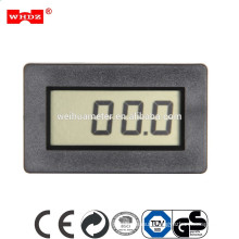 PM438 Digital Panel Meter 12V/ Mini Type Large LCD Panel Meter DCV 0 ~ 450V default:200mV