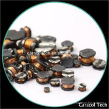 baixa resistência DC 10uH 15.5A SMD Inductor 100M01 13x13x7