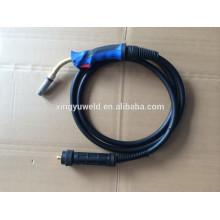 Синяя новая ручка для факела бензель