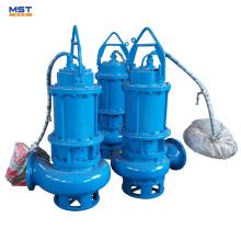 BK11B meilleure marque 1,5 pouce 2 pouces 15hp 20hp électrique pompe à eau de boue d'épuration submersible