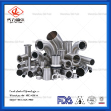 sanitary ss304/ss316L tee elbow pipe fittings