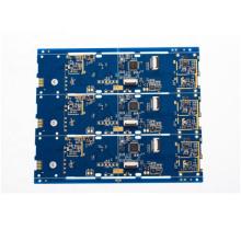 controle remoto 24 horas para PCB de 4 camadas