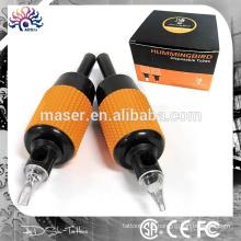 Silicone 25 mm hummingbire descartável tattoo grip cover