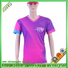 2016 Sublimation Impressão completa Men's T-Shirts