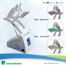 Three Colors for Skin Rejuvenation LED Beauty Instrument