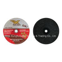Roues de coupe à disque ultra-mince de 4,5 po