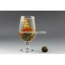 Bai He Xian Zi (Hada del lirio) Té floreciente de la flor