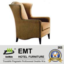 Роскошный отельный стул с высококачественной деревянной рамой (EMT-HC14)
