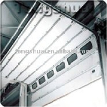 residential sectional garage door