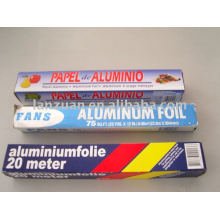 aluminum foil for lamination