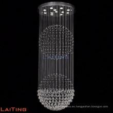Lámpara colgante cristal lámpara de araña de la vendimia china luz 92023