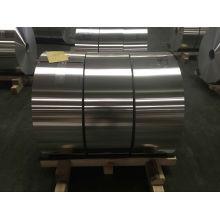 Low Earring Rate 8011 Hoja de aluminio para la tapa de los PP