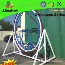 Одноместный человеческий гироскоп для стенда (LG95)