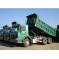 Caminhão de descarregador de HOWO 6X4 336HP Sinotruk (ZZ3257N3647B)