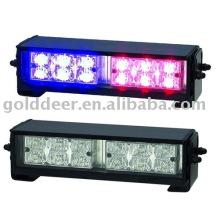 Policía coche / remolque carro emergencia LED frontal parrilla cubierta luz de advertencia (SL631)