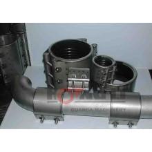RCD sus304 conduit clamp/pipe leakage Repair clamp in clamps