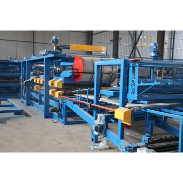 Mesin Sandwich Roll Line Rolling Forming Machine