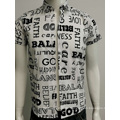 Slim Fit-Hemd mit Baumwoll-Voile-Print für Herren