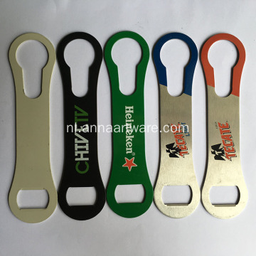 Flat Speed ​​Bottle Opener Sublimation Beer Opener