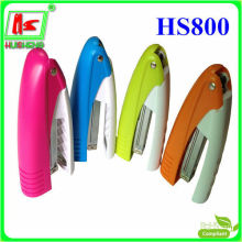 Chinese stationery supplier wholesale handy staplers, acrylic stapler