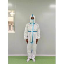 Combinaisons jetables de protection de la sécurité médicale
