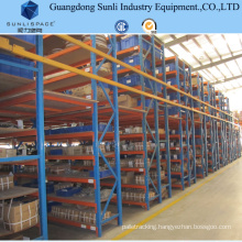 High Storage Mezzanine Floor Racking