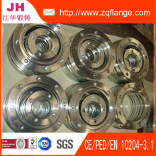 Hot DIP Galvanized Flange