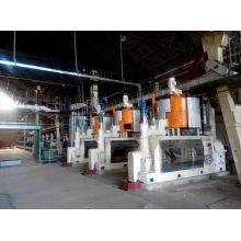 Machines à huile de coton