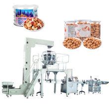 Automatische Granulat-Wäge-Füllmaschine
