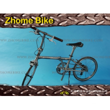 Bicycle Parts/Bicycle Frame and Fork/Titanium Bicycle Frame for Folding Bike Zh15tbf01