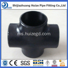 A234 WPB Cross Tee Pipe Fittings