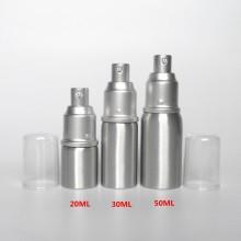 Garrafa De Alumínio De Alumínio Alumínio De Alta Qualidade De 150ml, Garrafa De Bomba De Alumínio Para Embalagem Cosmética