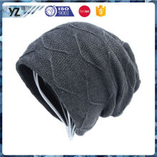 Best selling trendy style customized knit hat wholesale price