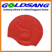 Waterproof Ears Protective Silicone Swimming Caps