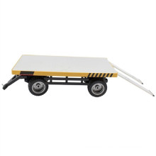 Volantex Low Price Transport Reload Flat Flatbed Trailer Made In China
