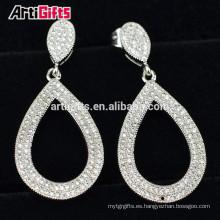 Cheap china hermosos diseños de pendientes para las mujeres