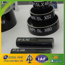 API 5L x80 tube / tube en acier soudé pour gaz naturel et huile