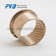 Plain bearing bush with collar,Bearing bush series BB-DIN