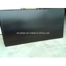 21mm Construcción Contrachapado Negro Película Poplar Núcleo WBP Pegamento Primer Grado