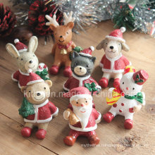 Christmas Gift, Decoration Plastic Action Figure for Christmas, Toy