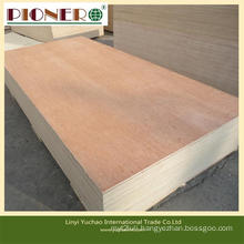 4*8feet Bintangor Face Commercial Plywood/Timber for Furniture