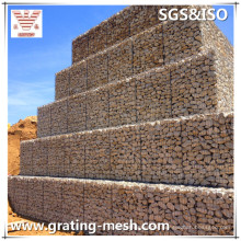 Welded/ Galvanized/ Gabion Cages for Retaining Walls