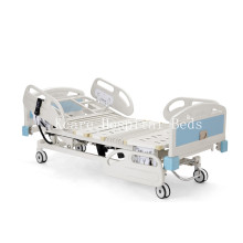 Com X Ray / CPR ICU Usado Deluxe 5 Funções Elétrica Hospital camas