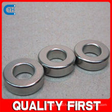 Manufactuer Supply High Quality Samarium Cobalt Ring Magnets
