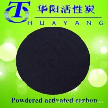 200 charbon en poudre charbon charbon actif pour le traitement des eaux usées