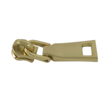 Cheap Customized Jacket Blank Gold Metal Cremallera Extractor