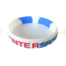 Personalized Custom Logo Silicone Wristband for Gifts